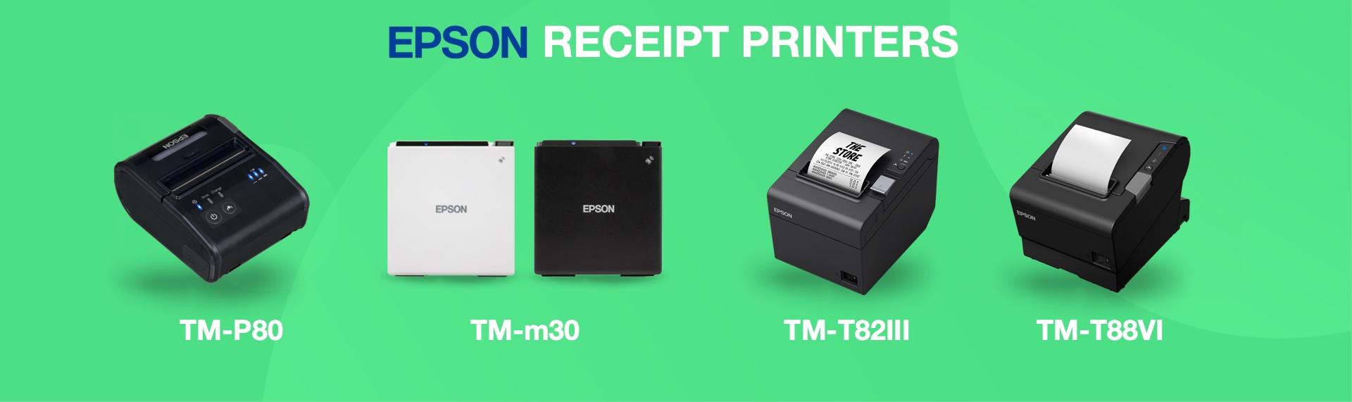 Epson Tm-m30 Tm-T82III Tm-T88VI