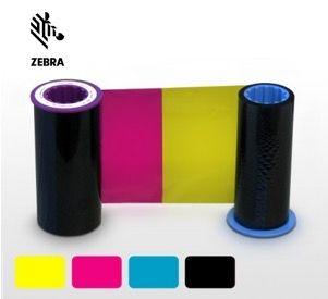 Zebra iSeries 8 YMCK Colour Ribbon (625 images)