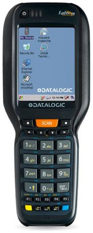 DATALOGIC Falcon X3+ Mobile Computer with Pistol Grip (Gun)