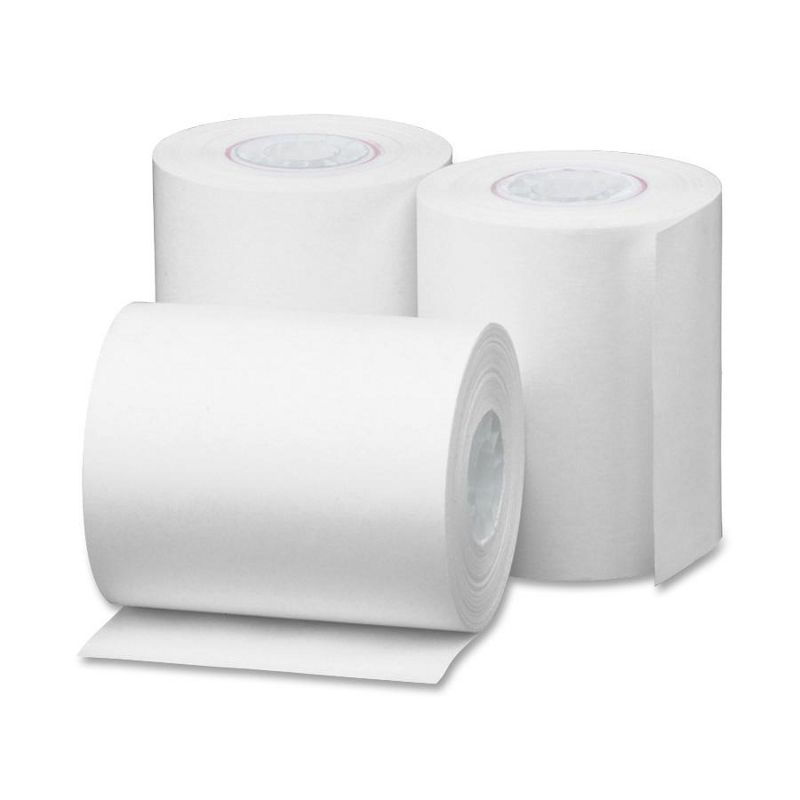 High Quality Kiosk Thermal Paper Rolls (80mm x 195mm)