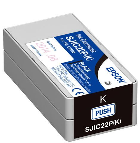 EPSON INK CARTRIDGE TMC3500 BLACK
