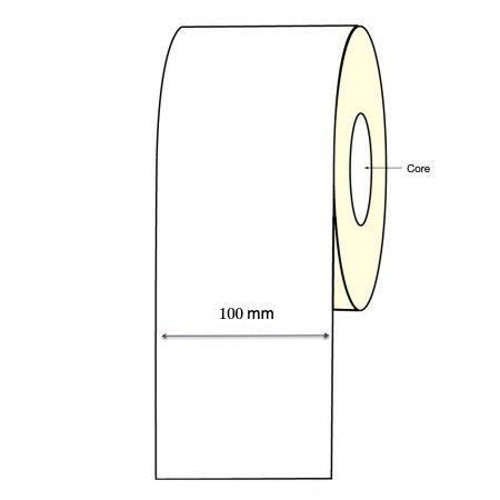 Epson TM-C3500 Inkjet Continuous Label Roll - 100mm X 30 Meter Long Permanent (2 Rolls)