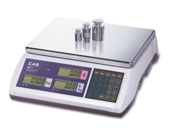 CAS ER PLUS Price Computing Scale