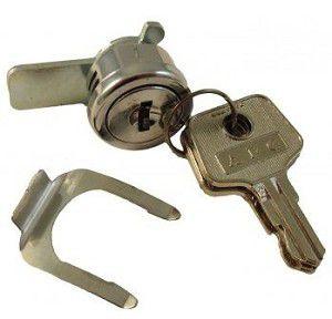 Nexa CB-900 Cash Drawer Lock And Key - Obsolete