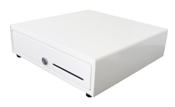 HP Engage One Cash Drawer Compact 5 Note  8 Coin 24V White