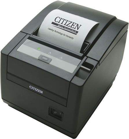 Obsolete - CITIZEN CTS-601 Thermal Printer USB Serial Parallel Ethernet