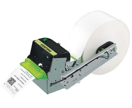 CUSTOM VKP80II Roll Holder with Near End Sensor
