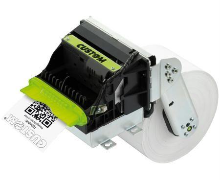OBSOLETE - Custom 3 inch TG2480H Kiosk Printer (USB & Serial/RS232)