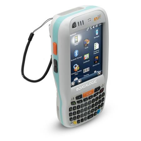 DATALOGIC ELF Healthcare QWERTY 2D-SR CAM WM6.5