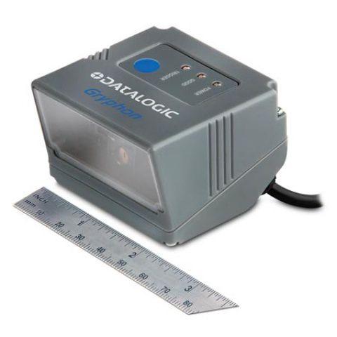 DATALOGIC GRYPHON GFS4470 2D USB Presentation Scanner - Dark Grey