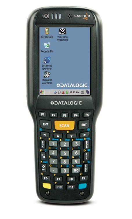 Datalogic Skorpio  X4 1GB/8GB 50 Key 2D-SR WEC7 EU