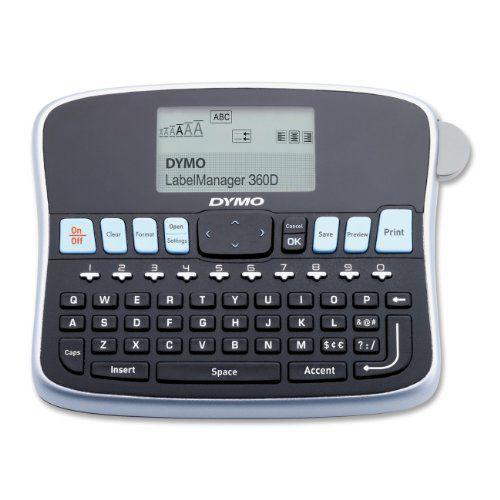 DYMO LabelManager 360D (LM360P)