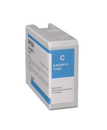 Epson CW-C6000 Inkjet Cartridge - Cyan