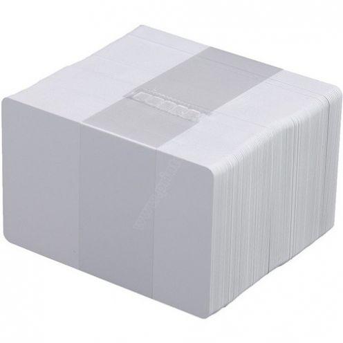Zebra Cards Composite 30MIL Box of 500 White