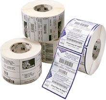 Thermal Transfer Labels 102mm x 152mm x 38mm Core (8 rolls of 460)