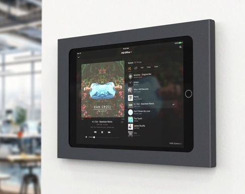 Heckler Wall Mount with PoE Power over Ethernet for iPad 10.2 7th & 8th Generation