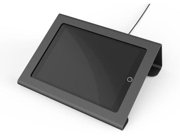 Heckler Meeting Room Console for iPad Mini, iPad 10.2 or iPad 10.5 inch - Black