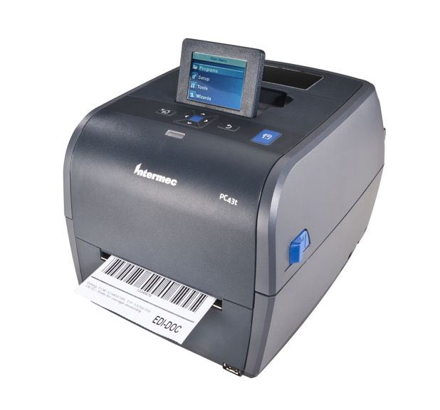 Honeywell / Intermec PC43t 300pdi Thermal Transfer & Direct Thermal Label Printer