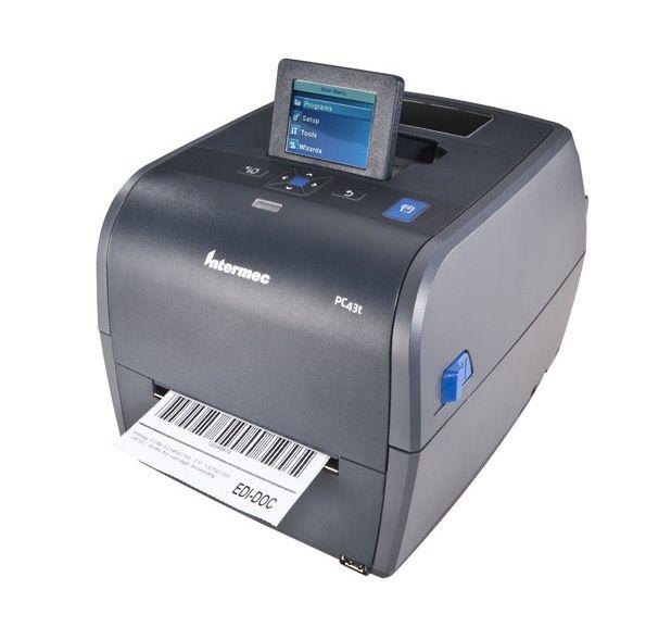 Honeywell / Intermec PC43t 203pdi Thermal Transfer & Direct Thermal Label Printer