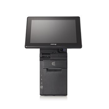 Posiflex HS-3512 - 12 inch Touch Screen POS Terminal Windows 10 IoT and Receipt Printer