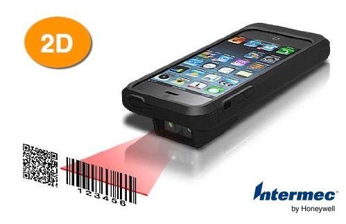 Linea Pro 5 for iPod 5, 6, 2D Intermec Imager Scanner, MSR