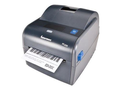 Honeywell / Intermec PC43D 4 Inch Direct Thermal Label Printer ICON (no LCD)