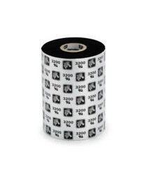 Zebra Geniune Ribbon 110mm X 300m Wax Resin, 1.0