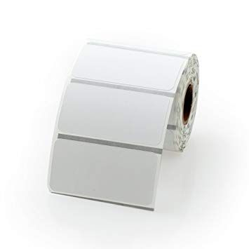 ZEBRA IMZ220 50x25 Mobile Printer Direct Thermal Labels (Box of 20 rolls)