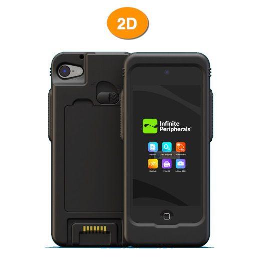 Linea Pro Rugged for iPod 5, 6, 7 - 2D Honeywell Imager Scanner LPR-H2D-POD7