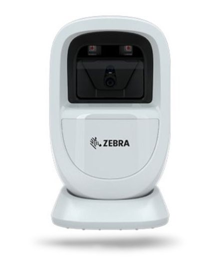 Zebra Scanner Kit DS9308 2D-SR (Corded, USB, Alpine White, Incl Cable)