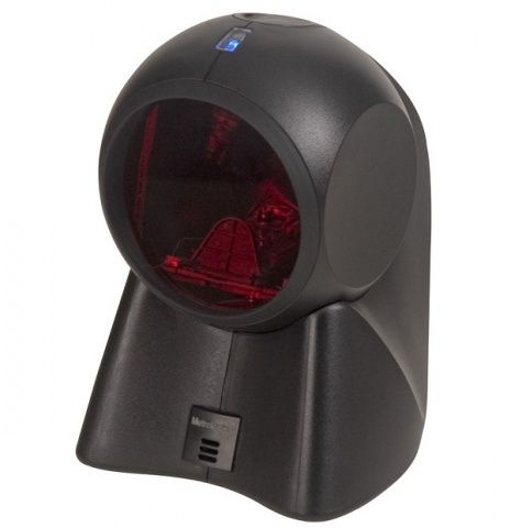 MS7120 ORBIT Omni Scanner -USB or Serial Interface, Black
