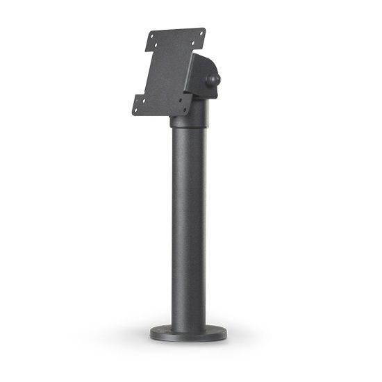 300mm POS Rotating and Tilt Pole with Top Mount - Vesa compatible