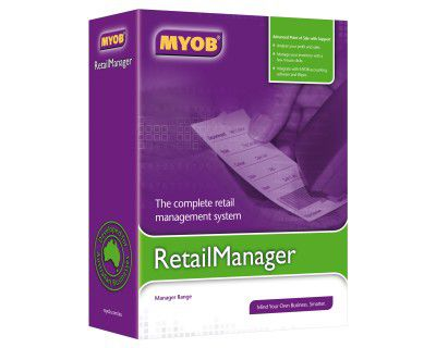 MYOB RetailManager Software - POS, Inventory, Fast Sales, Reporting and more