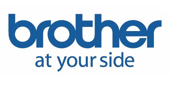 Brother Wristband Adult (6 Rolls of 275/R) White For TD-2000