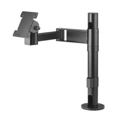 400mm POS Pole & Articulating Arm Mount - Vesa compatible