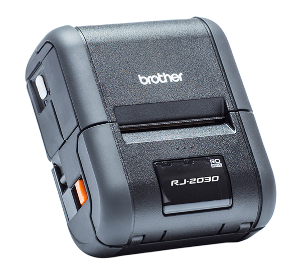 Brother RJ-2030 Mobile Receipt Printer - Bluetooth & USB (up to 2 inch)