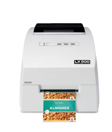 Primera LX500c Color Label Printer USB (with Cutter) with BarTender® UltraLite Primera Edition