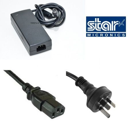 Power Supply to suit STAR TSP600, TSP654, TSP700, TSP800, SP298 Printers