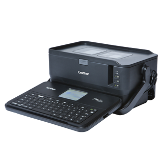 Brother PT-D800W P-touch Portable Labeller / Tag Printer (USB & Wi-Fi)