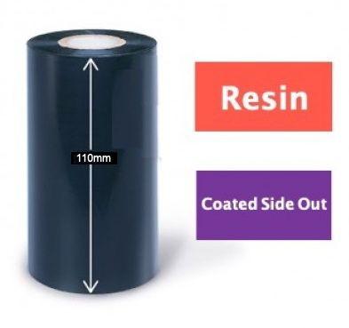 Full Resin Ribbon 110mm x 300m x 1