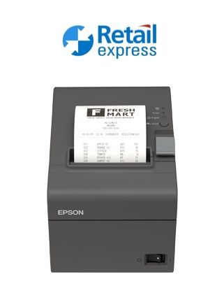 Retail Express Compatible Epson TM-T82III Thermal Receipt Printer (USB)