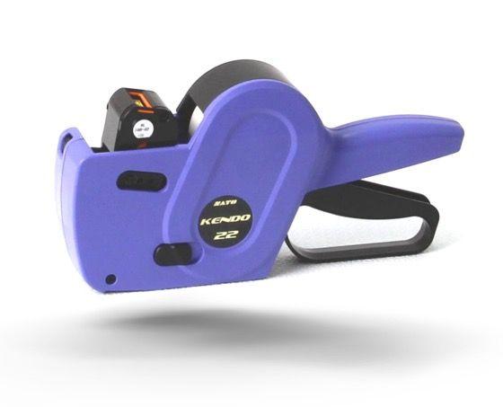 SATO KENDO 22 Price Gun and Label Applicator (One line)