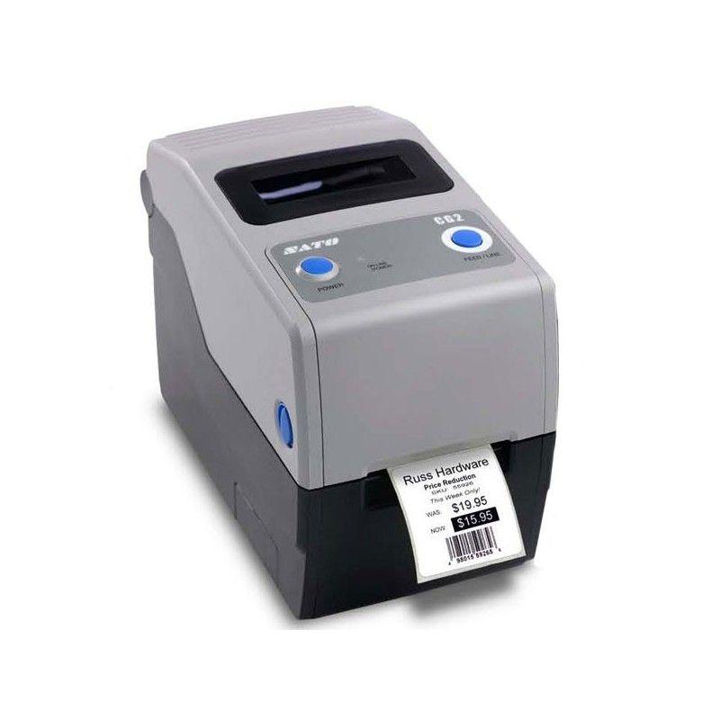 SATO CG2 CG-212TT 305 dpi Direct Thermal / Thermal Transfer 2 inch Label Printer