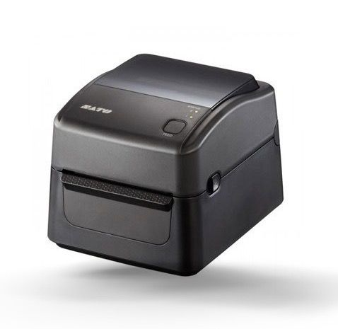 SATO WS408 DT Direct Thermal 4 inch Label Printer (203dpi, USB, LAN, Serial/RS232)