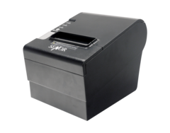 Senor TP100 Receipt Printer, Direct Thermal, Auto-Cutter