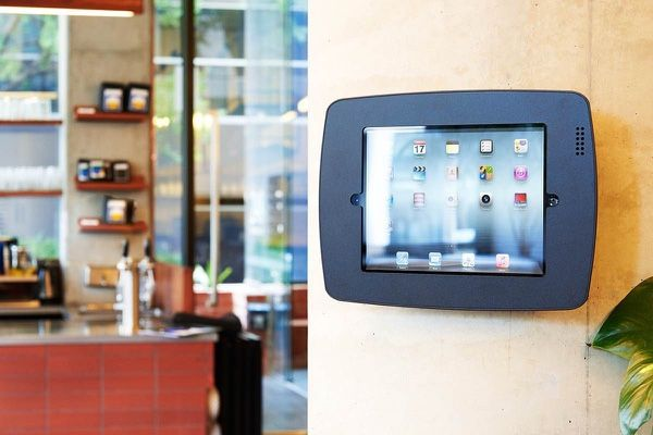 SIENA Tablet Wall Mount (Fits various Tablets) White or Black