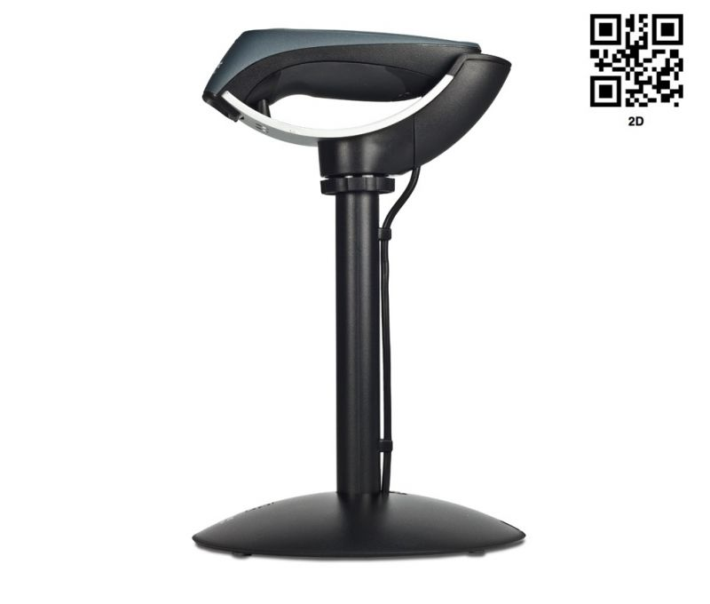 Socket iPad / PC / Windows Presentation / Auto Scanning Bundle - Scanner & Secure Tall Stand (Bluetooth, Cordless, iOS, Windows, Android)