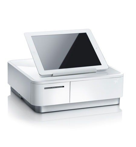 Star Micronics mPOP Advanced All In One POS Solution (White)