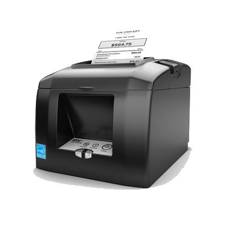 STAR TSP654IIBi (TSP 650BTi-BT) Thermal Receipt Printer Autocutter Bluetooth Black