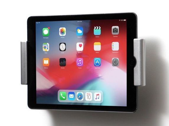 Studio Proper Wall Mount iPad Stand With Lock Belt